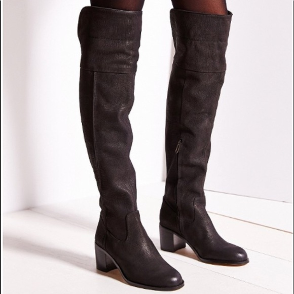 ef63cf007bb Sam Edelman Joplin over the knee boots. M 5b05e3a9caab44492bb84a2e